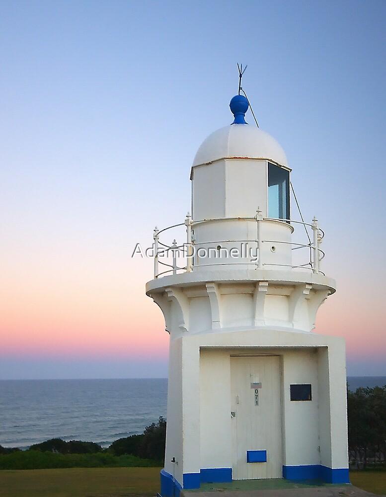 Lighthouse - Shelly Beach, Ballina by AdamDonnelly