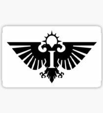 40k Logo - Terra Sticker