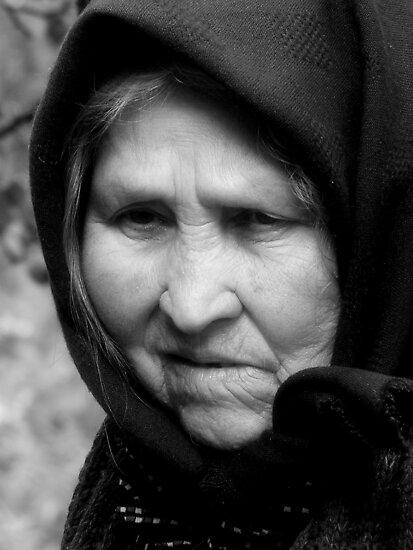 Portrait by Sorin  Reck