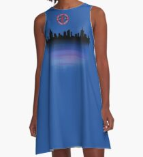2016 chicago cubs world series winners A-Line Dress