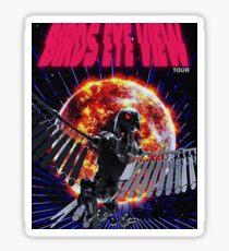 BIRDS EYE VIEW TOUR Sticker