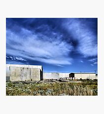 Transitional Industrial Utopia Photographic Print