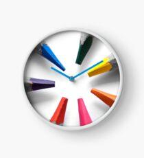 Colour my world Clock