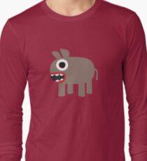 I'm a Donkey Long Sleeve T-Shirt