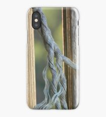UNRAVELING... iPhone Case/Skin