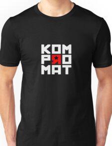 KOMPROMAT BLK Unisex T-Shirt