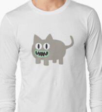 Monster kitten Long Sleeve T-Shirt