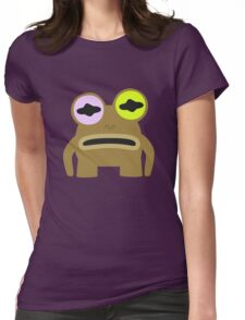 Hypnotize Toad Womens Fitted T-Shirt