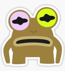 Hypnotize Toad Sticker