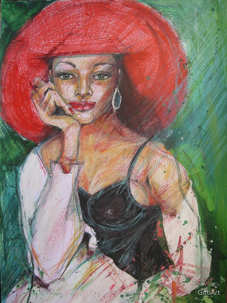 RED HAT by GittiArt