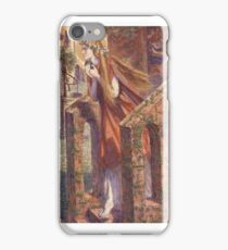 Dante Gabriel Rossetti    Mary Magdalene leaving the house  iPhone Case/Skin