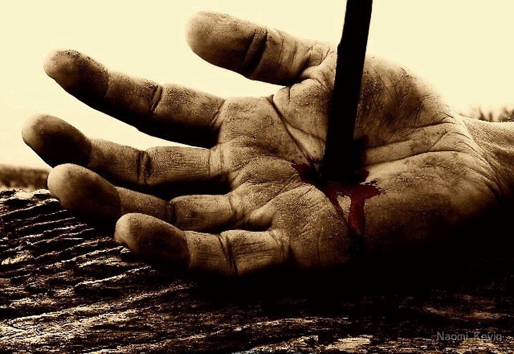 Jesus Nailed Death Once And For All by Naomi  Kevin