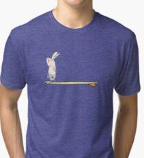 surf bunny Tri-blend T-Shirt