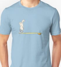 surf bunny Unisex T-Shirt