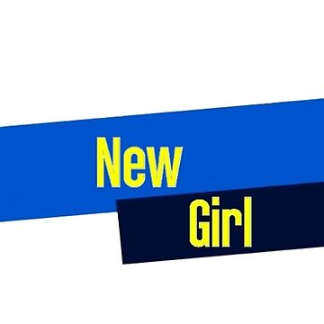 New Girl / Brooklyn 99 Crossover Logo by DiesIraeKaa