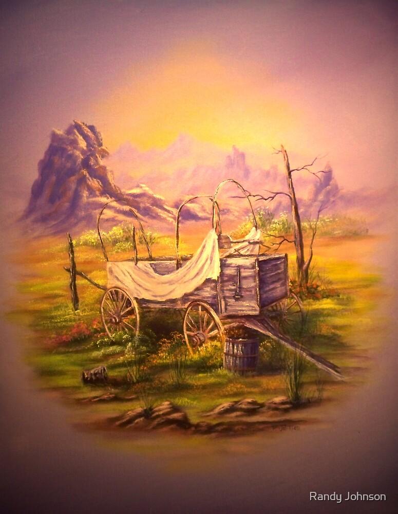 Long Forgotten by Randy Johnson
