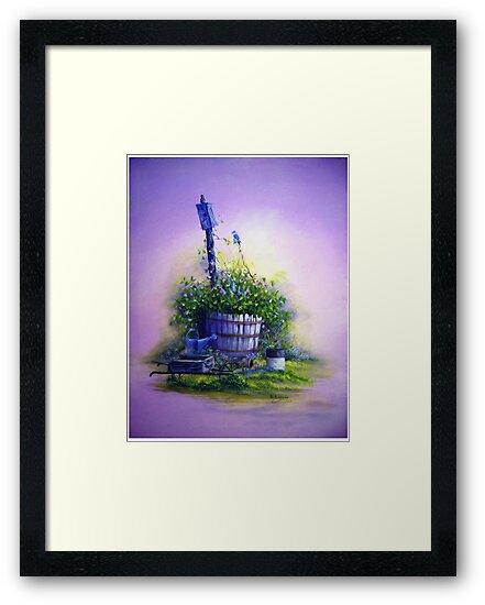 Bluebird by Randy Johnson
