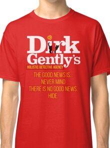 Dirk Gently - no good news Classic T-Shirt