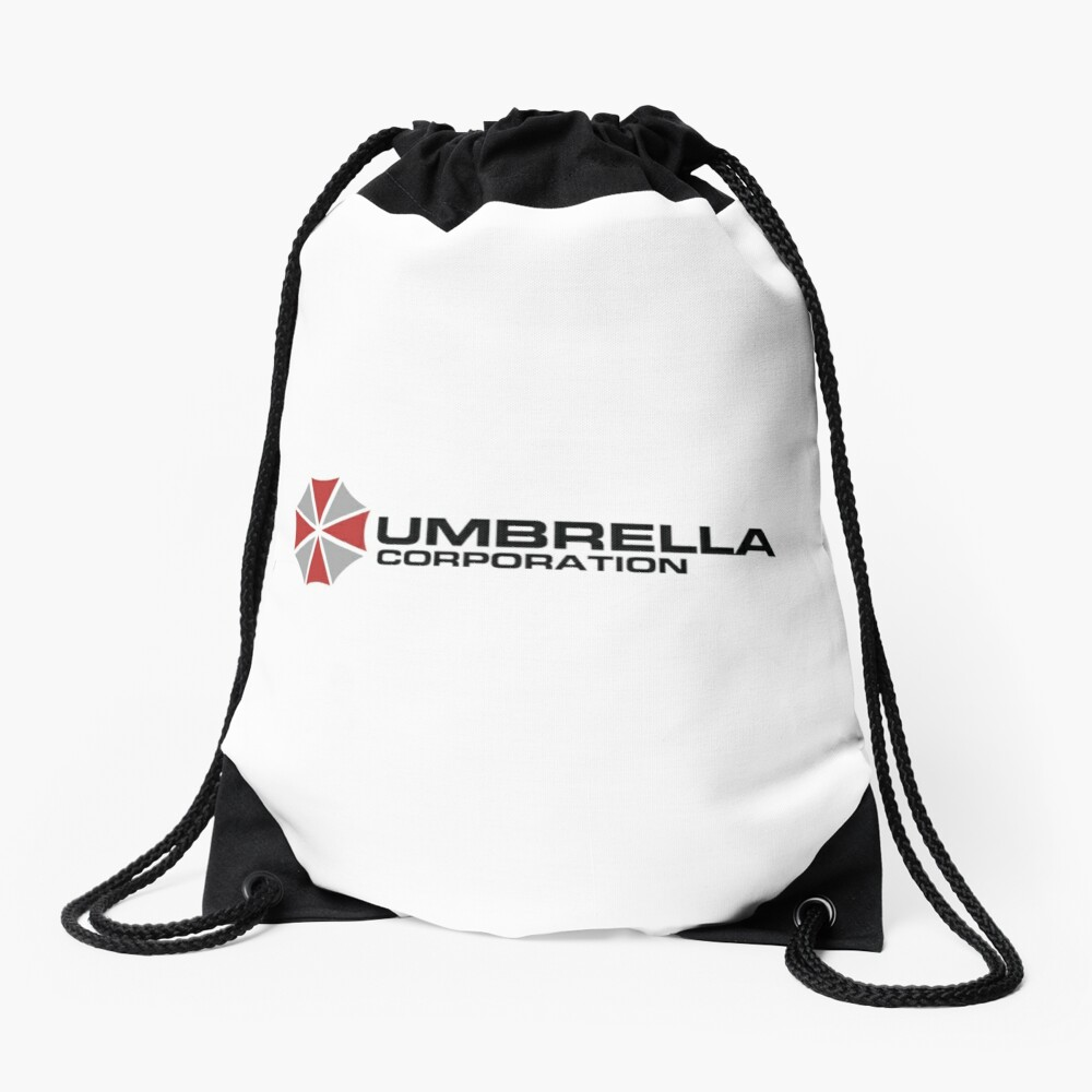 Umbrella Corporation, White, Resident Evil Mochila saco