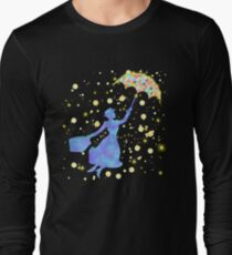 magical mary poppins Long Sleeve T-Shirt