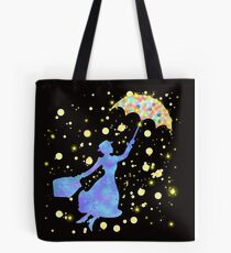 magical mary poppins Tote Bag