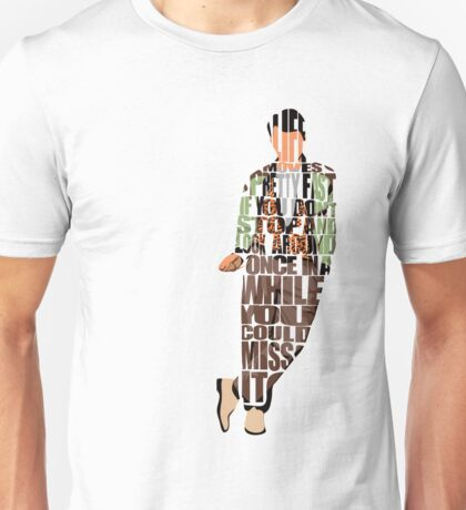 Ferris Bueller 80s Movie T-shirt
