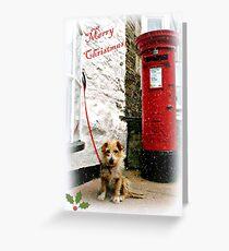 Return to Sender #1 Greeting Card