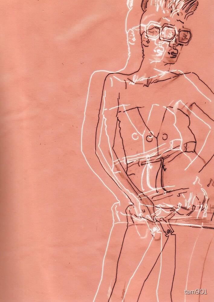 FashionIllustration2 by tam901
