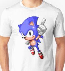 Sonic Pixel Art Unisex T-Shirt