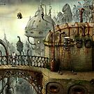 Machinarium III by DAstora