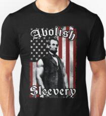 Sleevery abschaffen (Vintage) Slim Fit T-Shirt