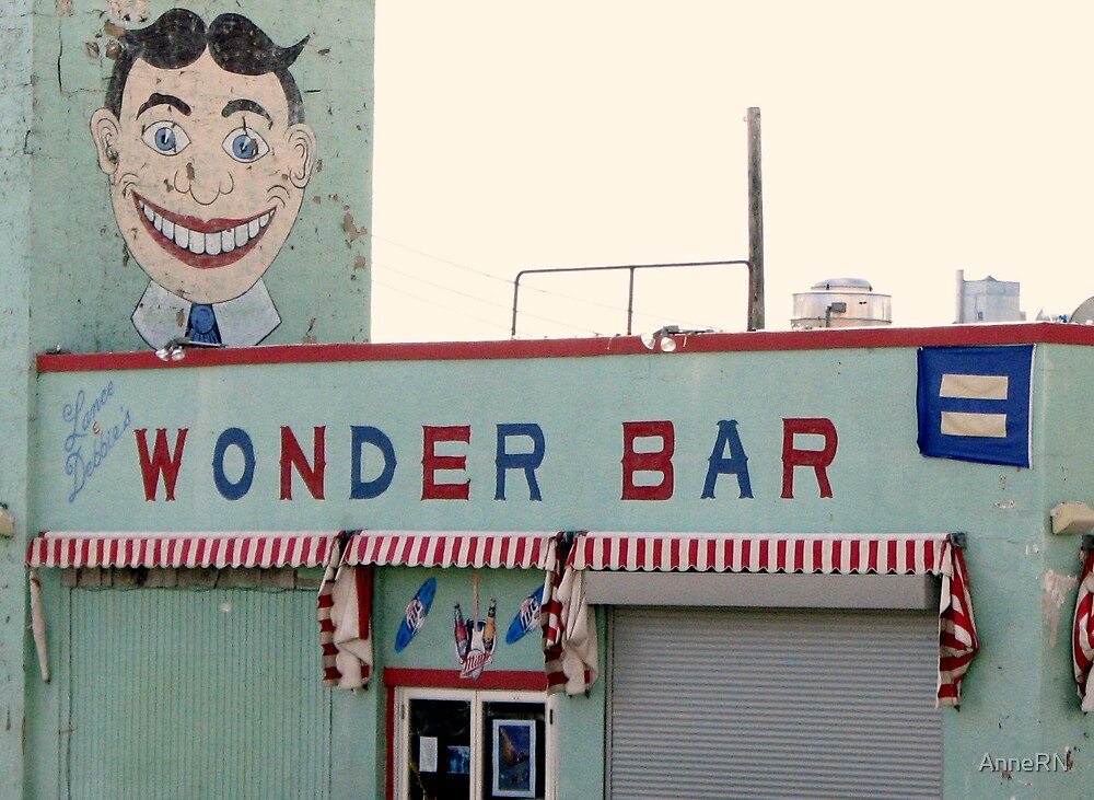 Asbury Park, NJ - The Wonder Bar by AnneRN