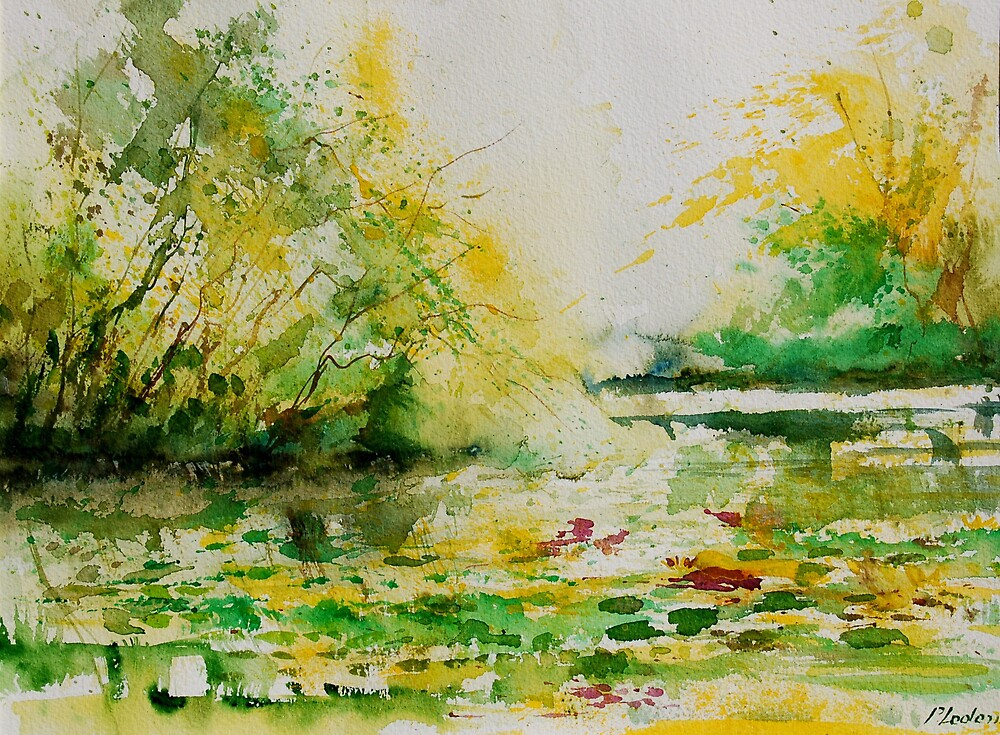 watercolor 060607 by calimero