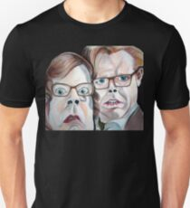 Tubbs and Edward League of Gentlemen Unisex T-Shirt