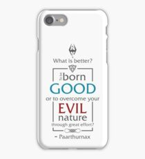 Paarthurnax - Skyrim iPhone Case/Skin
