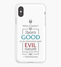 Paarthurnax - Skyrim iPhone Case/Skin