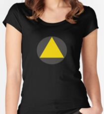 Legion Triangle! Women's Fitted Scoop T-Shirt