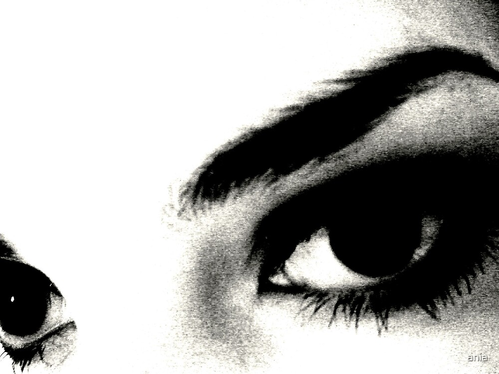 eyes by ania