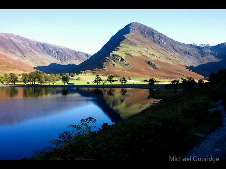 Buttermere by Michael Oubridge