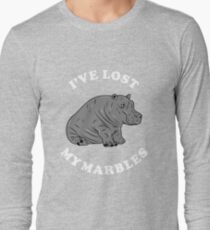 I've Lost My Marbles Long Sleeve T-Shirt