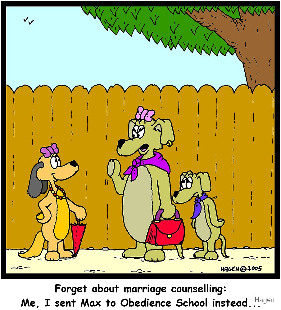 Marriage Counselling by Hagen