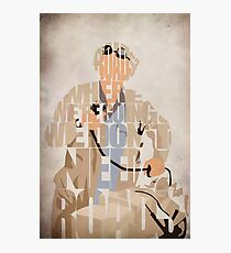 Emmett Brown Photographic Print