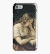 Daniel Huntington - Study In A Wood iPhone Case/Skin