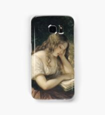 Daniel Huntington - Study In A Wood Samsung Galaxy Case/Skin