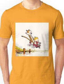 Jump To The Lake Unisex T-Shirt