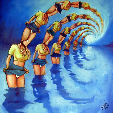Bathers Singularity by SamDurkin