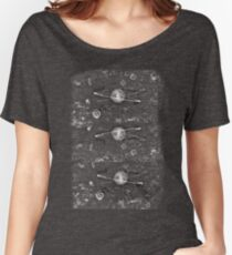 Treasure Planet Pattern Women's Relaxed Fit T-Shirt
