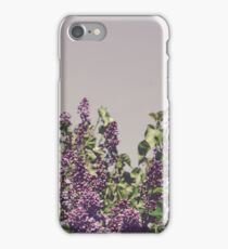 Wild Lilacs iPhone Case/Skin