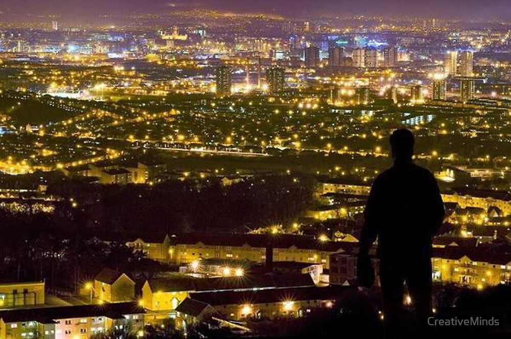 Glasgow City by CreativeMinds