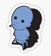 Sigarettagnoso - Cigarettider Sticker
